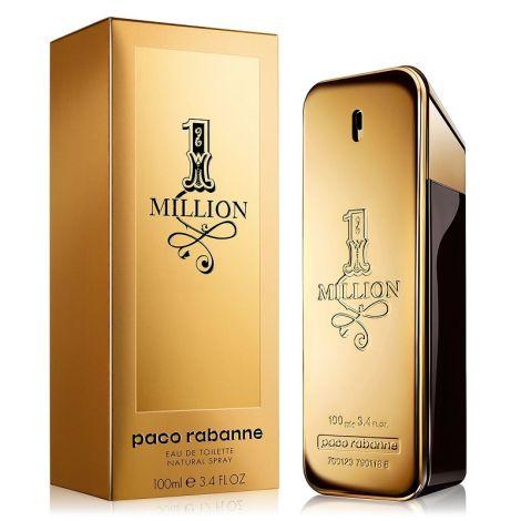 PAC RABANNE ONE MILLION PARFUM FOR MEN 100ml