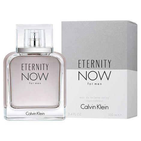 Calvin Klein Eternity Now For Men Eau de Toilette 100 ml