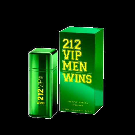 PERFUME CAROLINA HERRERA 212 VIP MEN WINS EDP 100ML