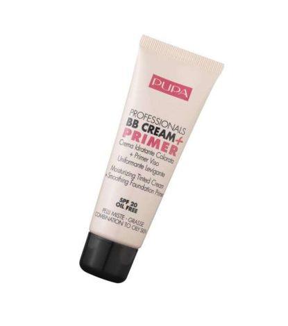 Pupa BB Cream + Primer  01 Nude SPF 20