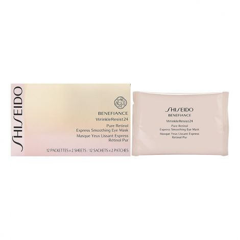 Shiseido Mascarilla Para Ojos Benefiance WrinkleResist24