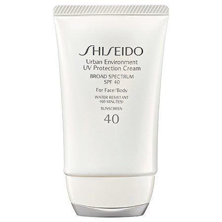Shiseido Crema De Protección Urban Enviroment SPF 40
