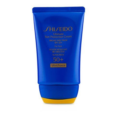 Shiseido Crema Protectora Solar Ultimate Sun Cream SPF 50