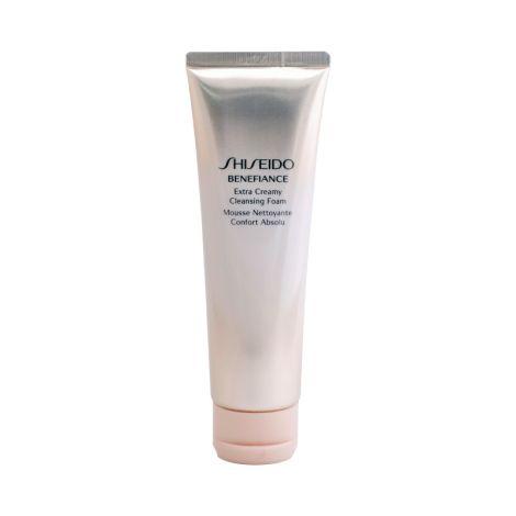 Shiseido Limpiador Espumoso Benefiance Extra Creamy
