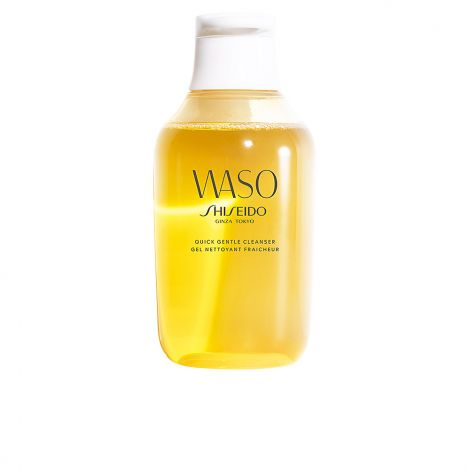 Shiseido Limpiador Waso Quick Gentle Cleanser
