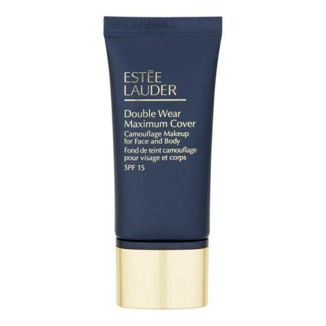 Estee Lauder Base Double Wear Maximum Cover 2C5 Creamy Tan SPF 15