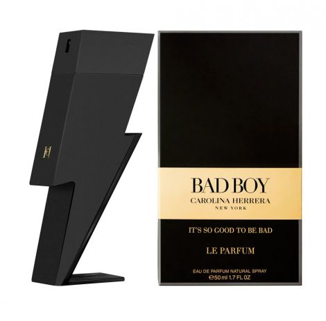 Carolina Herrera Men's Bad Boy Le Parfum Spray 50 ml