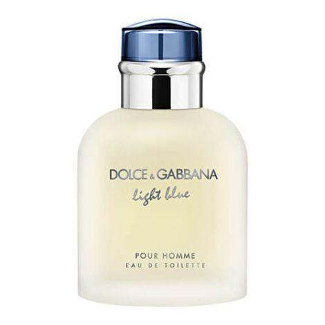 Dolce&Gabbana Light Blue Pour Homme Eau De Toilette 75 Ml